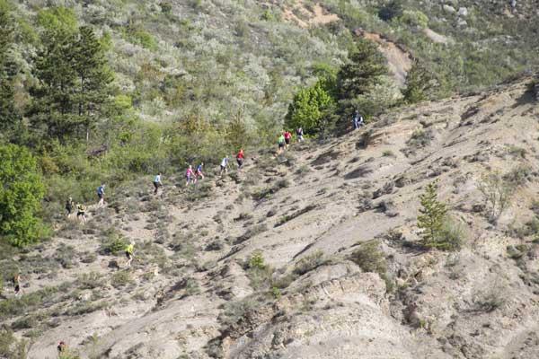 Trail de la Paix 2013 TRESCLEOUX